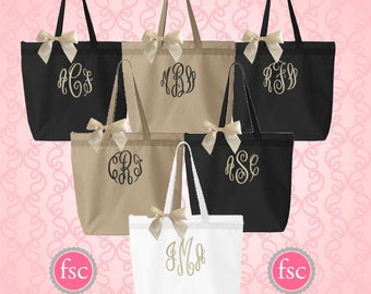 NEW! Personalized tote bags , bridal party tote bags , bridemsmaid tote bag , bachelorette party gifts , teacher gifts , nurse gifts