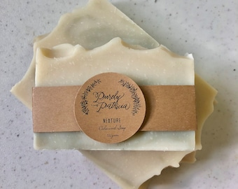 SOLD OUT Neature | Cedarwood Soap | Purely Patricia | Handmade | All Natural | Vegan