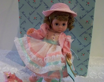 75th anniversary Wendy Madame Alexander 8 inch doll limited editon