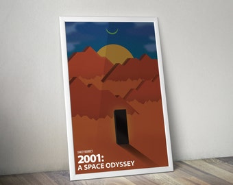 2001: A Space Odyssey Stanley Kubrick