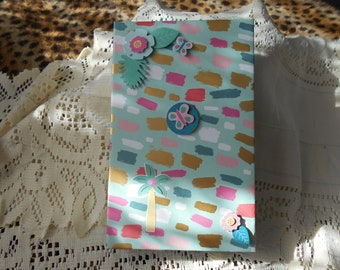 Handmade Photo Album, Memory Album, Scrapbook Album