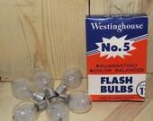 Westinghouse No 5 Flashbu...