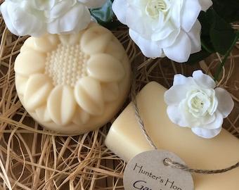 Handmade Gardenia Soap