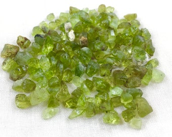 48 Grams Natural Peridot RAW @777