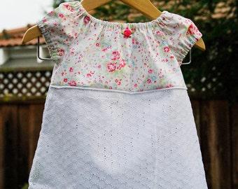 Peasant Top/Dress