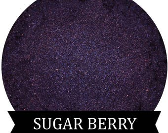Sugar Berry Purple Eyeshadow