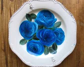 Hand painted Porcelain
