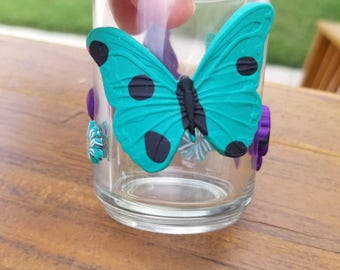 Butterfly Votive Holders