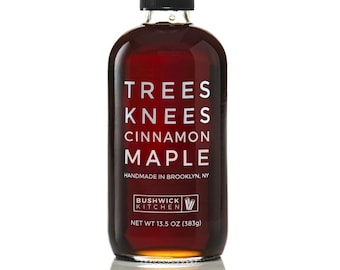 Bushwick Kitchen Trees Knees Cinnamon Maple Syrup