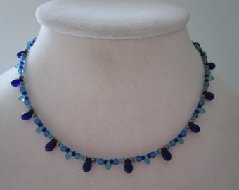 """16"""" Beaded Necklace"""