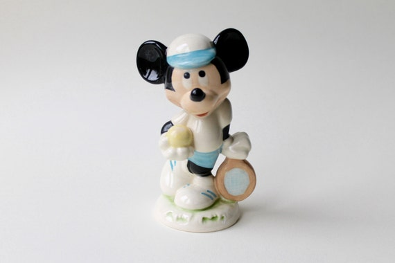 Vintage Walt Disney Mickey Mouse Goebel figurine. Mickey