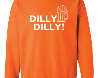 Beer Dilly Dilly Crew Sweatshirt