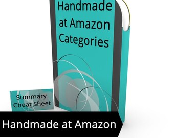 Selecting Category Tips for Handmade at Amazon Listing Tips, How to List on Handmade at Amazon Handmade at Amazon Seller Tips Best Practices