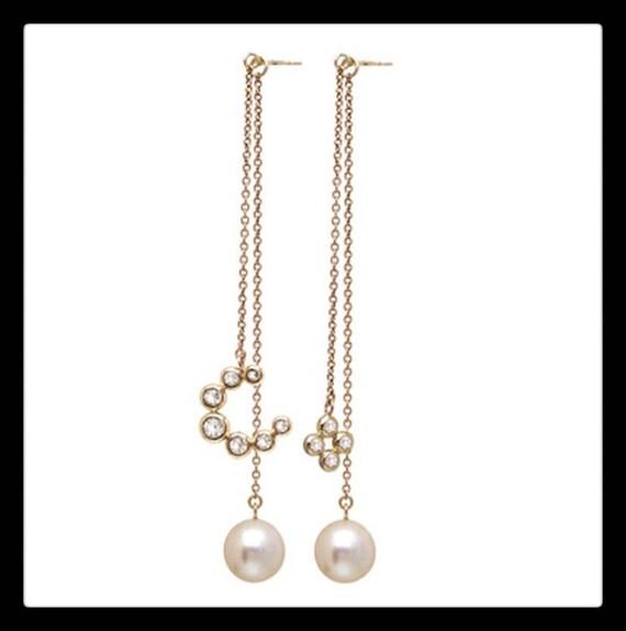 The Anouk Pearl Earrings