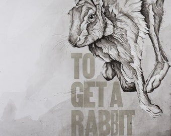 To Get A Rabbit
