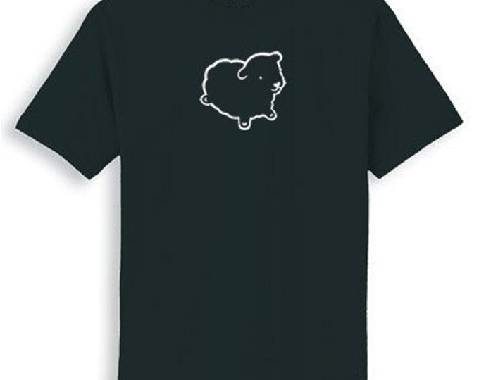 Lone Black Sheep T SHIRT Lone Black Sheep Sizes Medium and Large