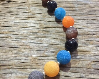 Planetary Alignment - Unique Bracelet