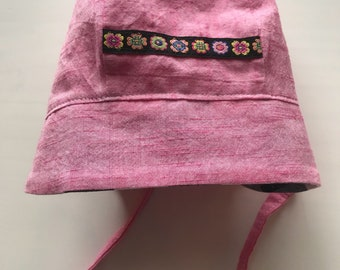 Brimmes Bonnet, Summer Bonnet, Girl Bonnet