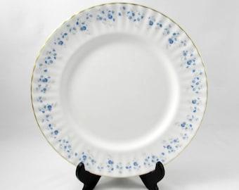 Memory Lane Dinner Plate, 10.25 Inches, Vintage Royal Albert