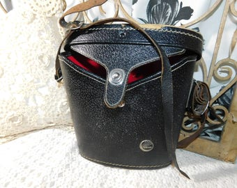 Vintage Sirius Camera Case, Vintage Camera Case, Camera Case, Vintage home Decor, : )*