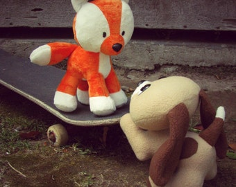 New! Fox and Hound/ Summer Softie Series
