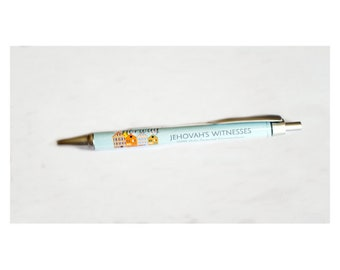 Norway Special Convention Pen   Oslo Special Convention 2018 Pens   JW Convention Pens   Be Courageous   Convention Gifts   JW Pens