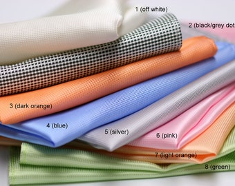POCKET SQUARES in Solid Woven Tone-on-Tone