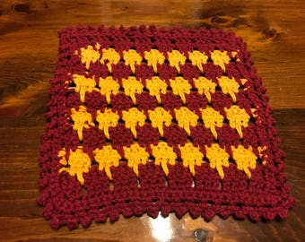 Handmade Crocheted Dish cloth