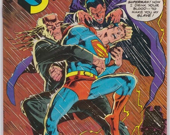 1980 Issue #344 SUPERMAN Comic in 9.2 NM- Condition
