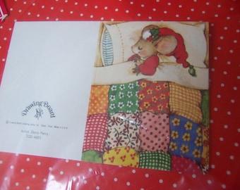 red polka dot gift wrap