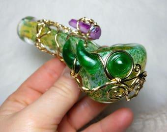 Green Horn Pipe