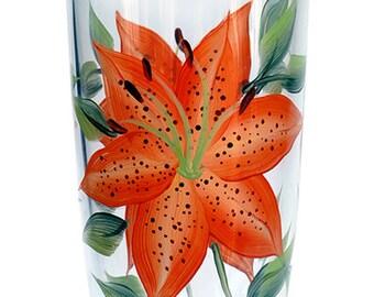 Tigerlilies Tumbler