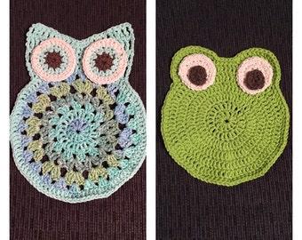 Animal Cloths - Set of 2