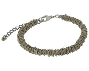 Staccato - Guitar String Bracelet