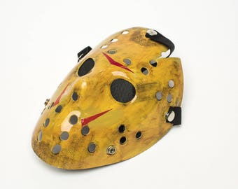Friday the 13th: Part 8 Inspired Hockey Mask (Jason Voorhees)