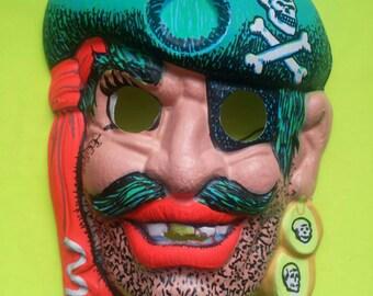 Vintage Pirate Mask