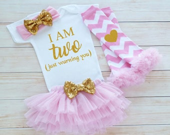 Birthday Girl, 2nd Birthday Girl Outfit, Second Birthday Outfit Girl, Birthday Bodysuit, 2nd Birthday Girl Shirt, 2nd Birthday Bodysuit