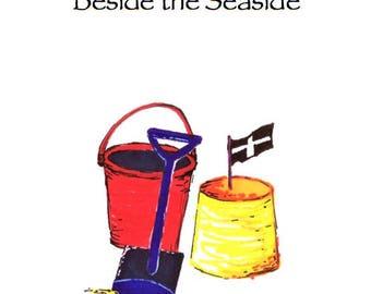 Oh, I do like to be Beside the Seaside Handmade Card