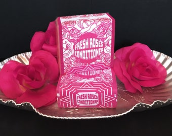 Fresh Roses Deeply Hydrating Big Conditioner Bar