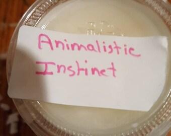 Animalistic instincts
