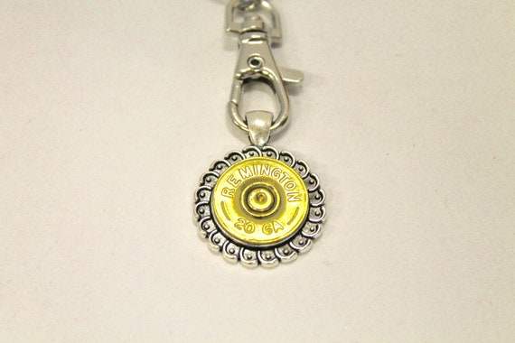 20 Gauge Shotgun Shell Keychain, Graduation Gift,  New Car Gift, Gift For Her, Shooting Sports Keychain Gift, Skeet Gift,  Skeet Shooter