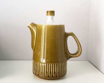 Vintage 'Patrician' Coffee Pot by Denby Langley