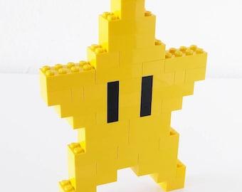 LEGO Super Mario Power Star!