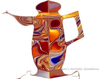 Whimsical tea pots, Fantasy tea pots, Tea pots