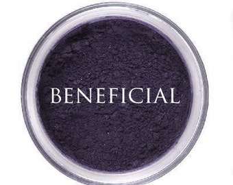 BLACK MAGIC - Eyeshadow Mineral Makeup - Eye Color Natural Vegan Minerals
