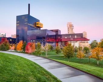 Guthrie Theater in Minneapolis Print