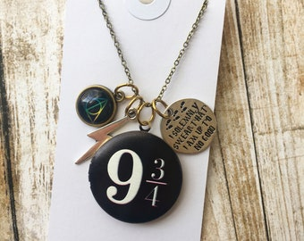 SALE Harry Potter Collection Necklace - Locket