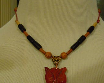 Necklace N46 Agate
