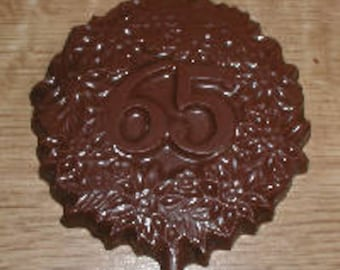 65 Lolly Chocolate Mold