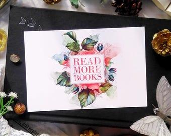 Read More Books - print